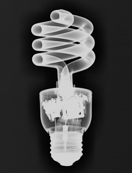 Cfl X ray